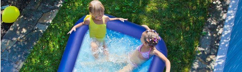 aufblasbares planschbecken / pool