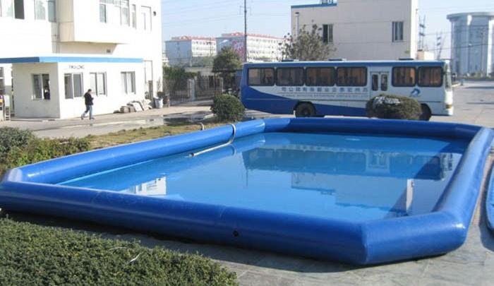 aufblasbares Schwimmbad